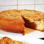 Lillian's Apple Cake - my childhood favourite! Fab Food 4 All