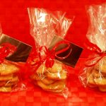 Crispy Clementine Cookies