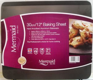 "12"" 30cm Mermaid Anodised Baking Sheet"