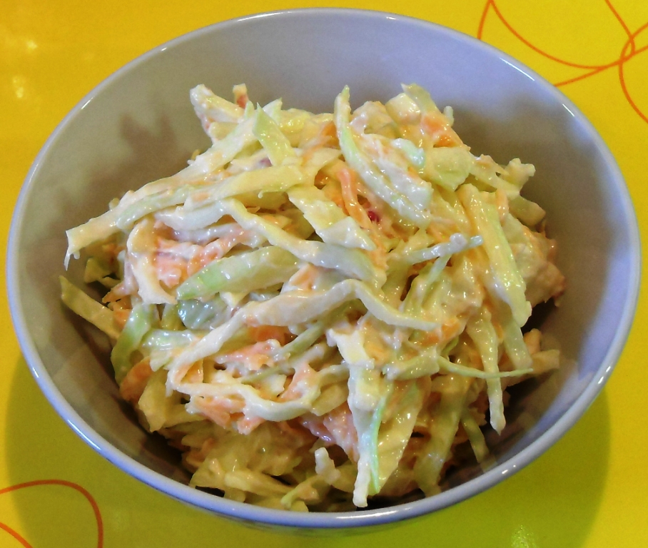 Coleslaw - Fab Food 4 All