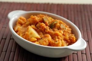 Cauliflower Panch Phoran