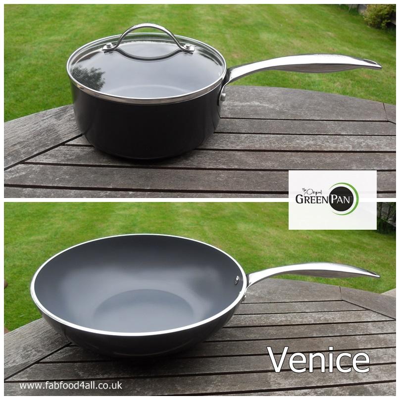 Greenpan Venice Wok And Saucepan Review Amp Giveaway Rrp 163