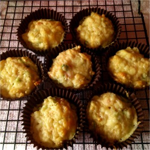 mother hubbard muffins