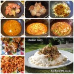 Step by step slow cooked pulled chicken curry