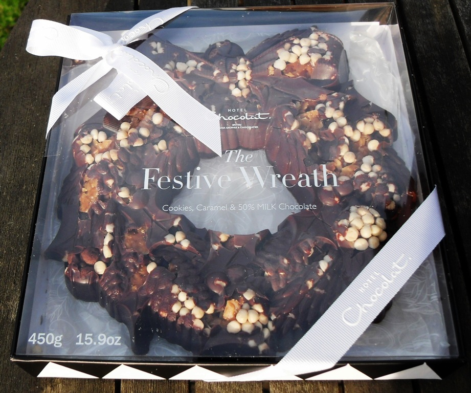 Luxury, Christmas, chocolate