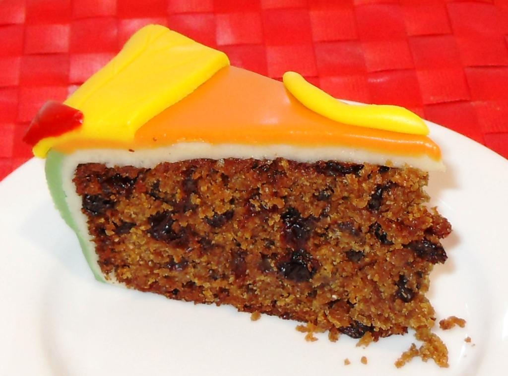 Pumpkin Fruit Cake