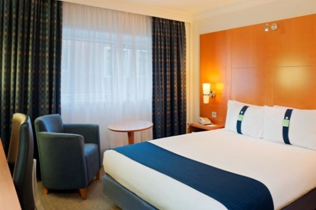 Holiday Inn London-Regent's Park - Relax and unwind in your Executive room