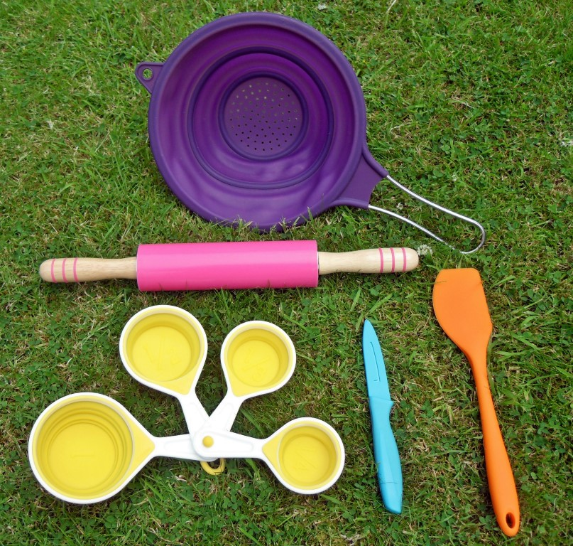 Zing Silicone Kitchen Utensils Competition