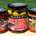 Olives Et Al, Chilly Billy Jelly, Smoky Chipotle Chilli Olives,North African Style Red Chilli Harissa Sauce
