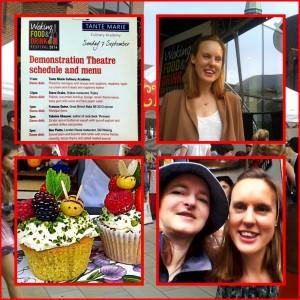 Woking Food & Drink Festival, Frances Quinn,