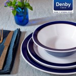 Denby Malmo Dinner Set Competition, Made in England, pottery, crockery, dinner service, scandinavian design, blue and white, competition, giveaway, win