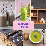 10 Healthy Recipes, healthy eating, diet, low fat, high fibre,