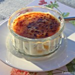 Fat Free Greek Yogurt Fruit Brulée, dessert, healthy, slimming, low fat,
