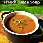 3 Ingredient Cheat's Fat Free French Onion Soup - Fab Food 4 All