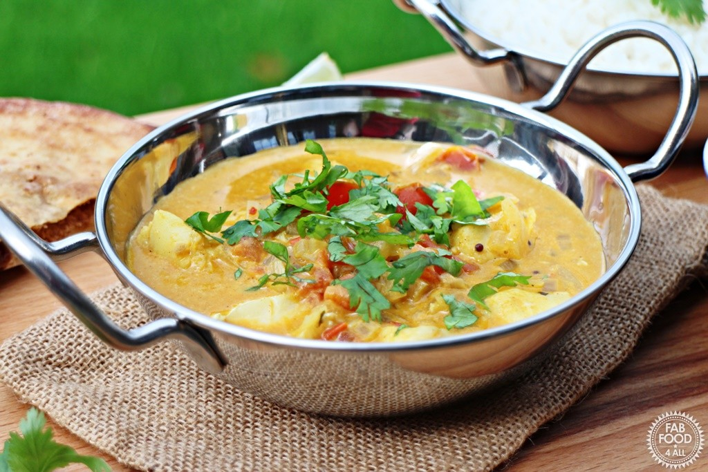 Simply Cook - Goan Fish Curry