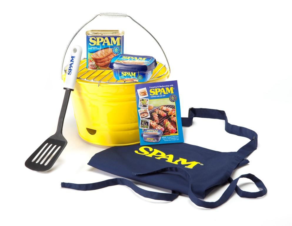 SPAM™tastic BBQ Hamper Giveaway