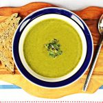 Butternut Squash and Kale Soup