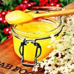 Easy Lemon & Elderflower Curd - Fab Food 4 All