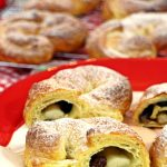 Cheat's Stollen Croissants 2 Ways - Fab Food 4 All