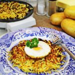 Potato Rosti Waffles - Fab Food 4 All