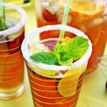 Pimm's No.1 & Lemonade - my take on a classic!