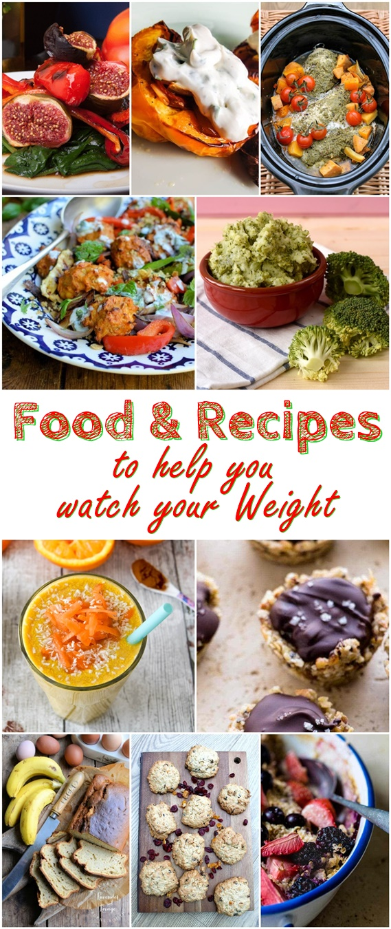 Food & Recipes to help you watch your Weight! Fab Food 4 All