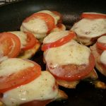 Chicken with Pesto and Mozzarella - Fab Food 4 All