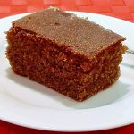 Easy Chocolate Orange Cake - all in one method!
