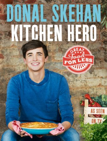 Donal Skehan Kitchen Hero Book cover