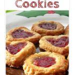 Hallon Cookies pin image