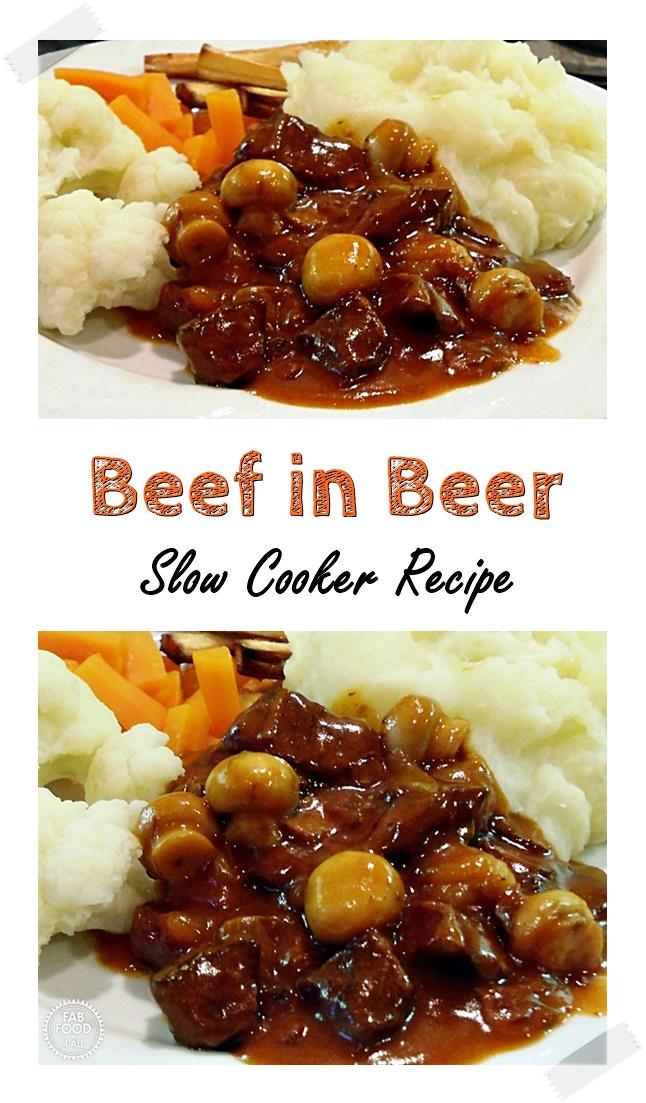 Beef in Beer - P