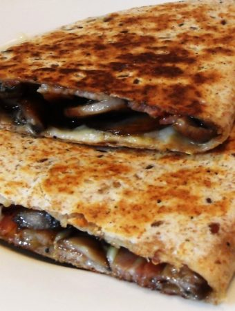 Brunch Quesadillas
