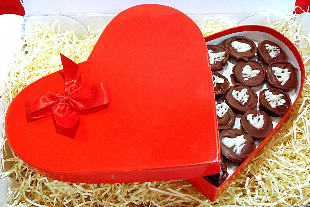 Budget Valentine Chocolates - Fab Food 4 All