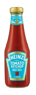 Heinz Tomato Ketchup with Sweet Chilli
