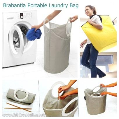 Brabantia Laundry Bag Montage