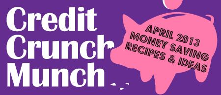 Credit Crunch Munch April