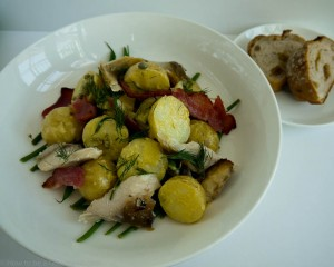 Mackerel-Bacon-and-New-Potato-Salad