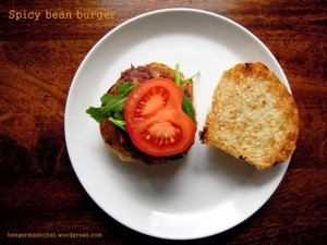 spicy-bean-burger