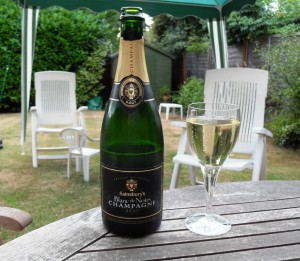 Sainsburys Champagne