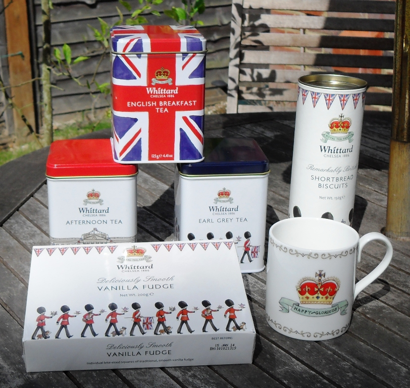 Whittard Royal Baby Celebration Giveaway Worth £47