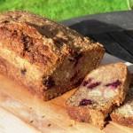 Blackberry & Apple Loaf - Fab Food 4 All