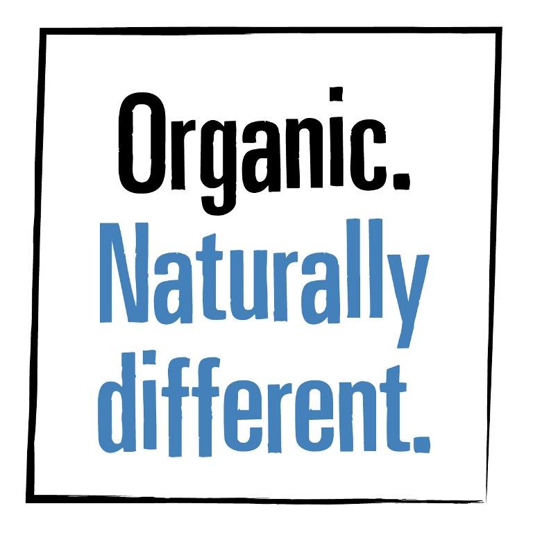 Organic. Naturally