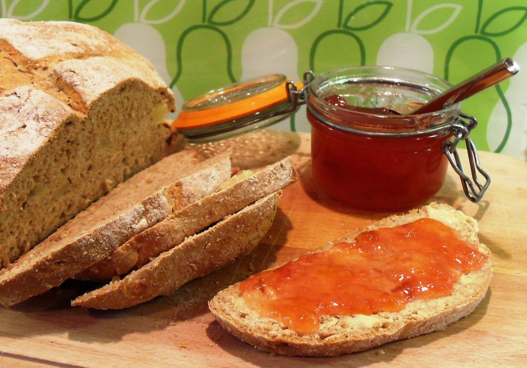 British Apples, cider, breakfast, tea, quick, easy