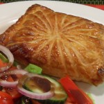 Puff pastry, Pasty, Pocket, frugal, cheap, easy, pattern