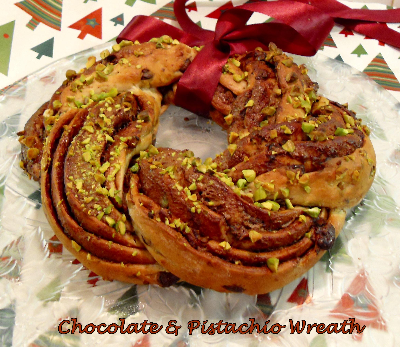 Christmas, Kringle, bread, cake