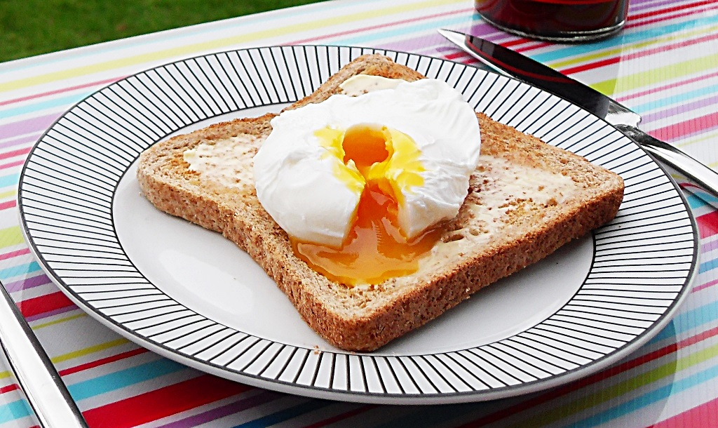 Perfect, easy, recipe, wholemeal toast
