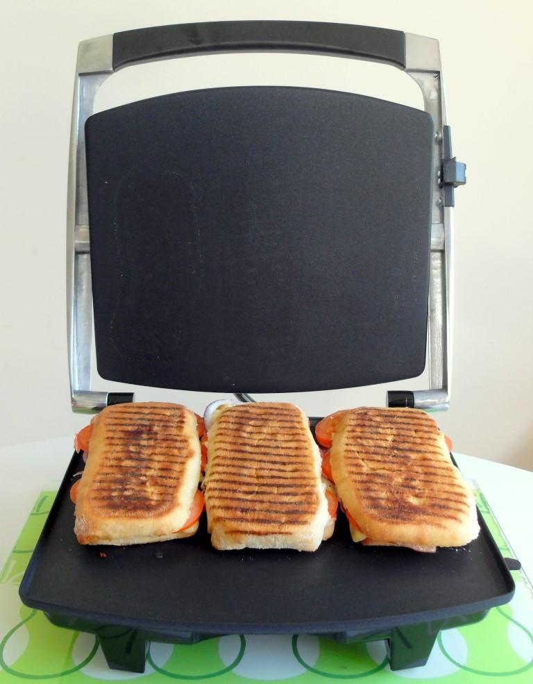 Sandwich Toaster, panini, ciabatta, bread