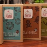 Sweetpea Pantry, Kid's baking mixes, Ocado, Ginger Giggles, Chocolate Giggles, Playful Pizza Dough, Super Oat Flapjack, Grainy Brainy Pancakes