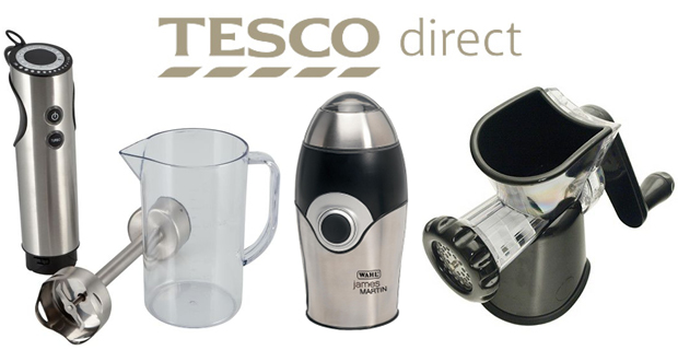 Tesco Direct, kitchen gadgets, money saving, labour saving