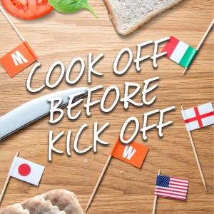 Cook off before kickoff